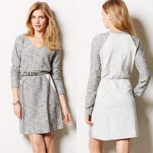 ANTHRO Saturday / Sunday Gael Sweatshirt Dress L